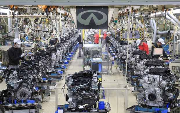 Nissan ha du bao doanh thu va loi nhuan trong tai khoa 2019 hinh anh 1