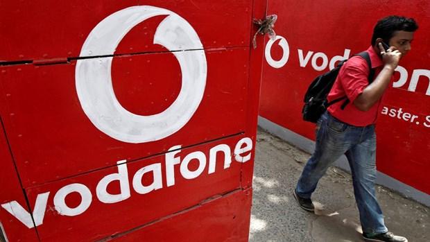 Vodafone doi mat voi tuong lai den toi tai thi truong An Do hinh anh 1