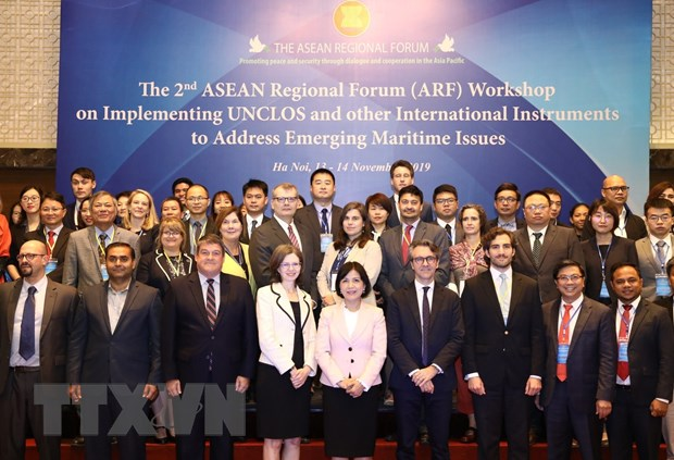 ASEAN luon ton trong Cong uoc cua Lien hop quoc ve Luat bien nam 1982 hinh anh 2