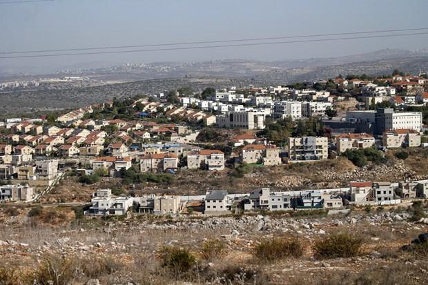 Israel dong cua mot so to chuc cua Palestine tai Jerusalem hinh anh 1