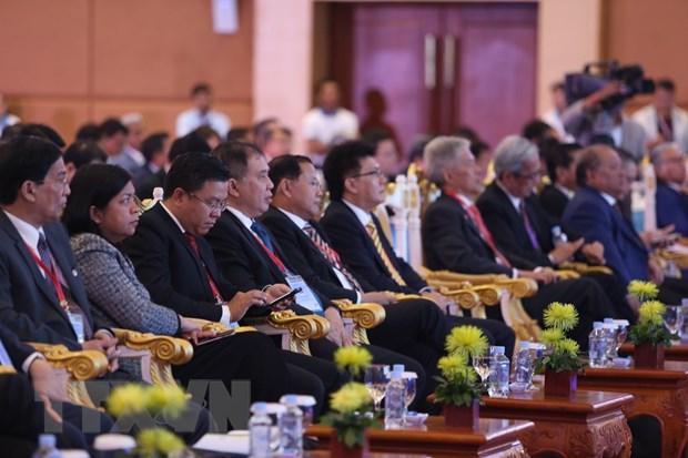 Viet Nam tham du Hoi nghi Ngan hang ASEAN lan thu 22 hinh anh 2