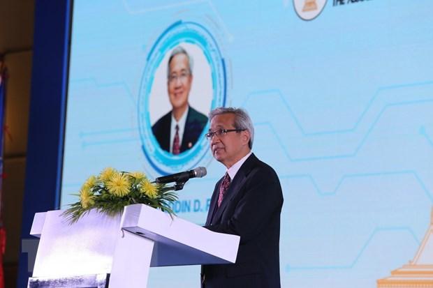 Viet Nam tham du Hoi nghi Ngan hang ASEAN lan thu 22 hinh anh 3