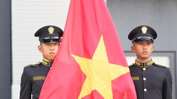 Doan Viet Nam dat muc tieu gianh 65 huy chuong Vang SEA Games hinh anh 1