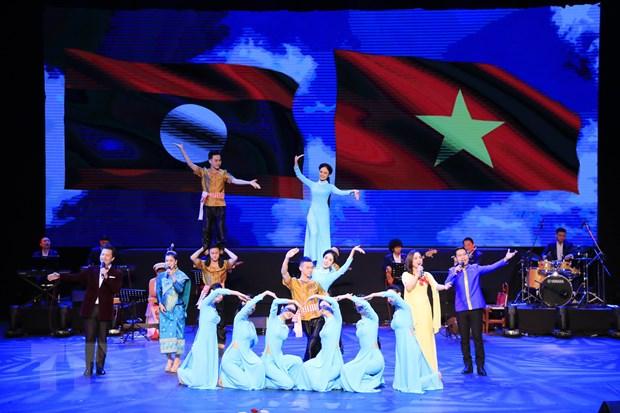 Khai mac Tuan Van hoa Viet Nam tai Lao nam 2019 hinh anh 1