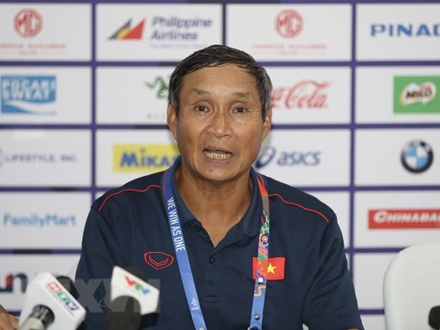 HLV Mai Duc Chung: Viet Nam huong toi giac mo Olympic, World Cup hinh anh 1