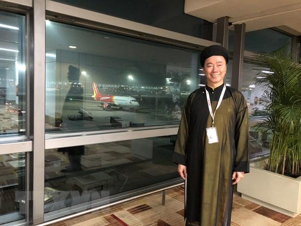 Vietjet Air chinh thuc khai thac duong bay thang Ha Noi-New Delhi hinh anh 1