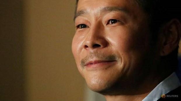 Ty phu Nhat Ban trao tang 9 trieu USD cho 1.000 nguoi tren Twitter hinh anh 1