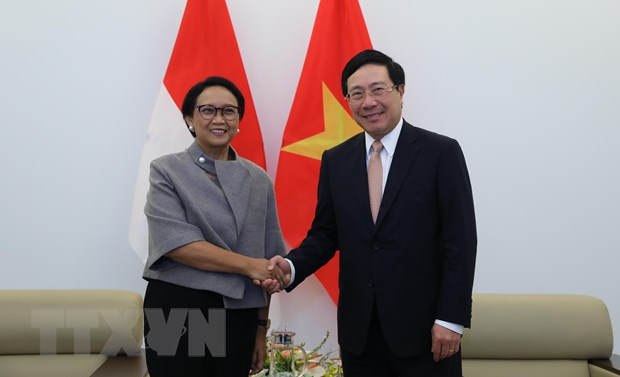 Indonesia no luc thuc day hop tac kinh te voi Viet Nam hinh anh 1
