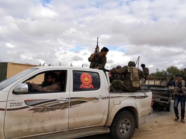 Libya: GNA nhan loi tham du hoi nghi quoc te tai Duc hinh anh 1