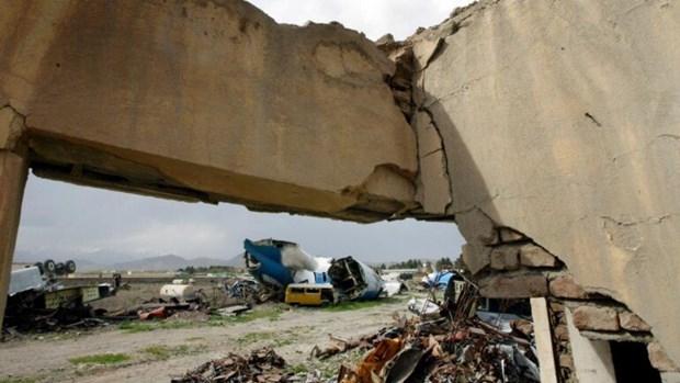 Afghanistan: May bay cho khach roi tai khu vuc do Taliban kiem soat hinh anh 1