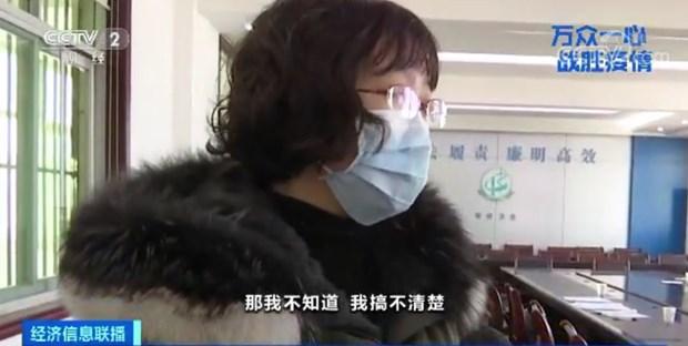 Trung Quoc sa thai quan chuc y te do dich virus corona hinh anh 1