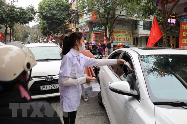Ninh Binh bac bo thong tin ve ca nhiem virus corona tren dia ban hinh anh 1