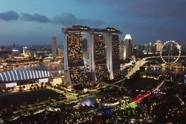 Singapore la thanh pho dang song nhat cho nguoi nuoc ngoai o chau A hinh anh 1