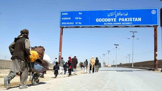 Pakistan tam mo hai cua khau lon tai bien gioi voi Afghanistan hinh anh 1