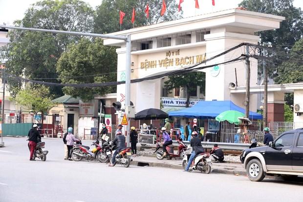 Thanh Hoa: 679 nguoi lien quan den BV Bach Mai am tinh voi SARS-CoV-2 hinh anh 1