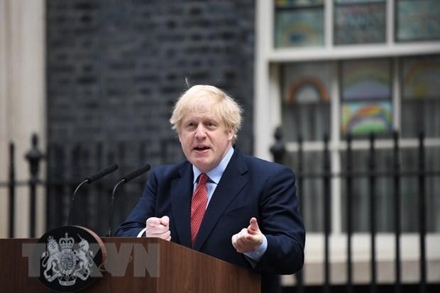 Thu tuong Anh Boris Johnson tuyen bo vuot qua dinh dich hinh anh 1