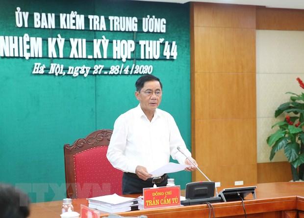 De nghi khai tru Dang nguyen Thu truong Bo Quoc phong Nguyen Van Hien hinh anh 2