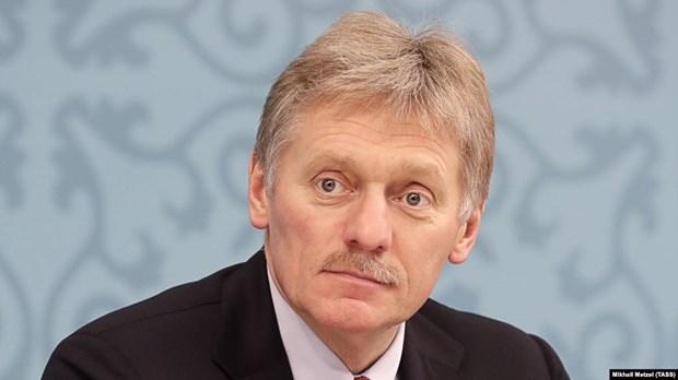 Nguoi phat ngon Dien Kremlin Dmitry Peskov mac benh COVID-19 hinh anh 1