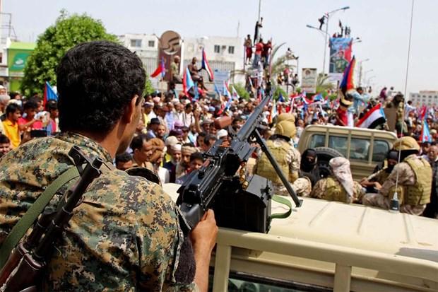 Yemen: Luc luong STC neu dieu kien rut quan khoi mien Nam hinh anh 1