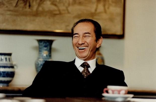 'Ong trum' song bac Macau Stanley Ho qua doi o tuoi 98 hinh anh 1