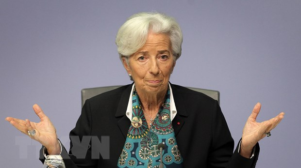 ECB ha du bao tang truong kinh te cua khu vuc Eurozone hinh anh 1