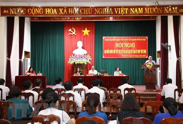 Khong de tiem nang, the manh cua ngo phia Nam Thu do bi 'lang quen' hinh anh 1