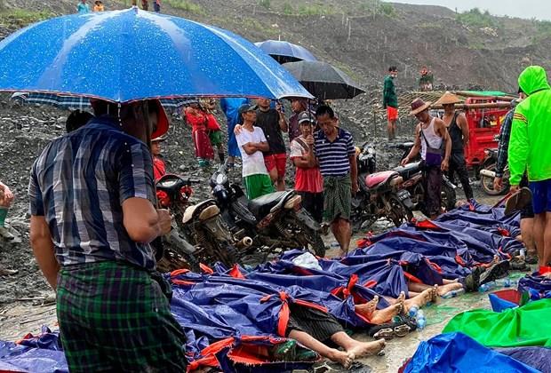 Viet Nam chia se kho khan voi Myanmar sau vu sat lo nghiem trong hinh anh 1