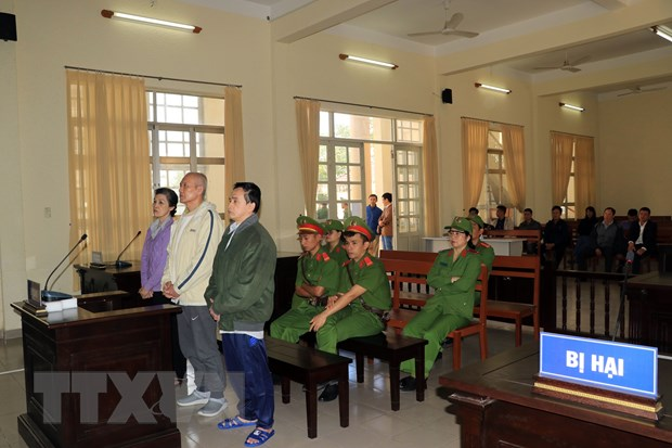 Lam Dong: Phat tu ba doi tuong pham toi lat do chinh quyen nhan dan hinh anh 1