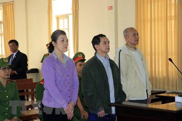 Lam Dong: Phat tu ba doi tuong pham toi lat do chinh quyen nhan dan hinh anh 2