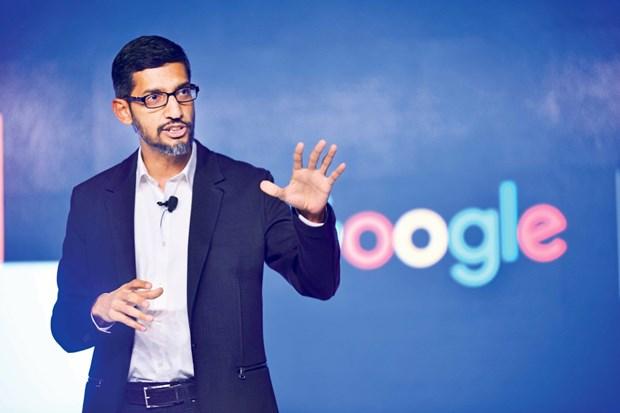 Google mo rong thi phan tai thi truong dong dan thu hai the gioi hinh anh 1
