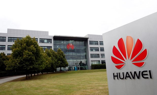 Anh loai Huawei ra khoi ke hoach phat trien mang di dong 5G hinh anh 1