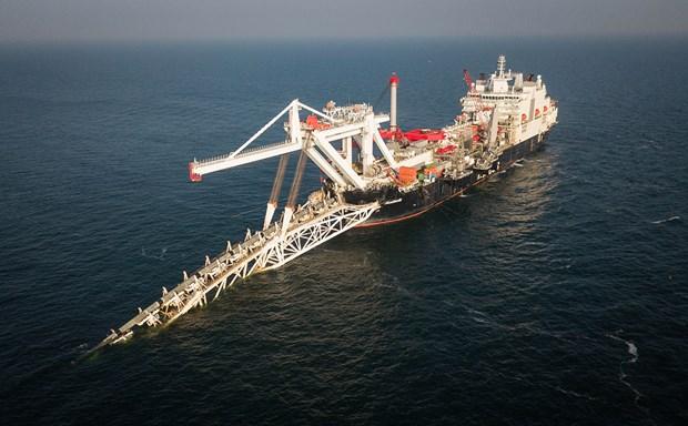 Chau Au phe phan chinh sach trung phat cua My ve du an Nord Stream 2 hinh anh 1
