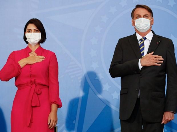 De nhat phu nhan Brazil duong tinh voi virus SARS-CoV-2 hinh anh 1