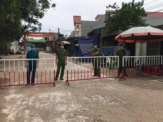 Thanh Hoa hop khan trong dem ve cong tac phong chong COVID-19 hinh anh 2