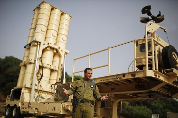 My, Israel thu thanh cong ten lua danh chan Arrow-2 hinh anh 1