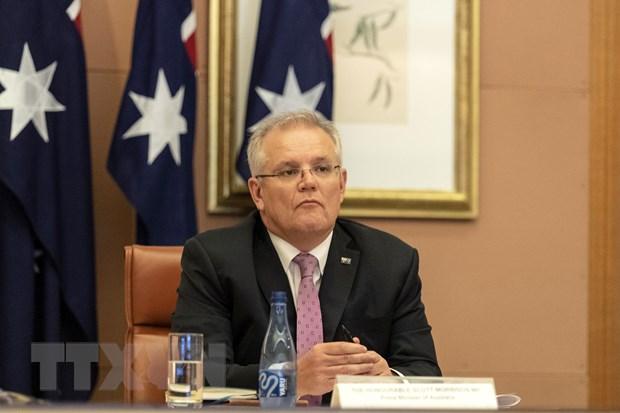 Australia se cung cap vacxin COVID-19 mien phi cho nguoi dan hinh anh 2