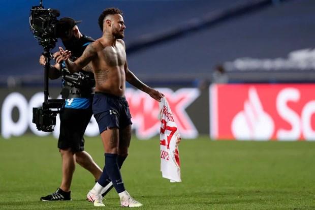 Neymar co the vang mat tai chung ket C1 do...doi ao dau voi doi thu? hinh anh 1