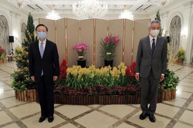 Trung Quoc san sang cung ASEAN thuc day hoa binh khu vuc va toan cau hinh anh 1