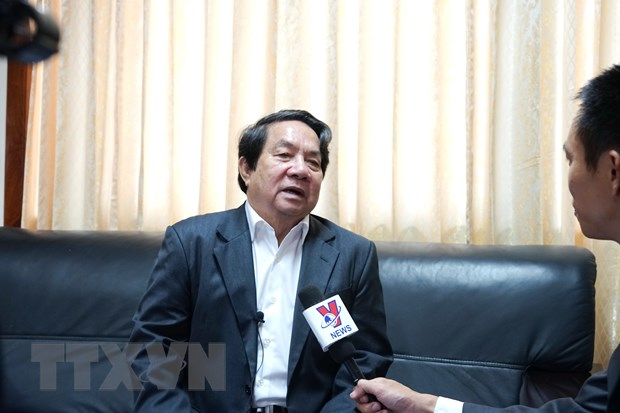 Campuchia danh gia cao sang kien cua Viet Nam ve Uy ban Nghi vien Tre hinh anh 1