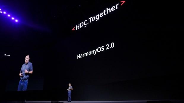Huawei thuc day he sinh thai rieng voi ma nguon cua HarmonyOS hinh anh 1
