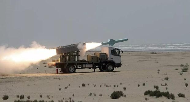 Iran to chuc cuoc tap tran thuong nien Zolfaghar-99 hinh anh 1