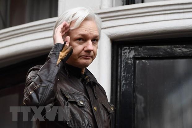 Anh: Hoan phien toa xem xet dan do nha sang lap WikiLeaks sang My hinh anh 1