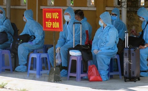 Phu Yen don hon 300 cong dan tu Lien bang Nga ve cach ly hinh anh 2