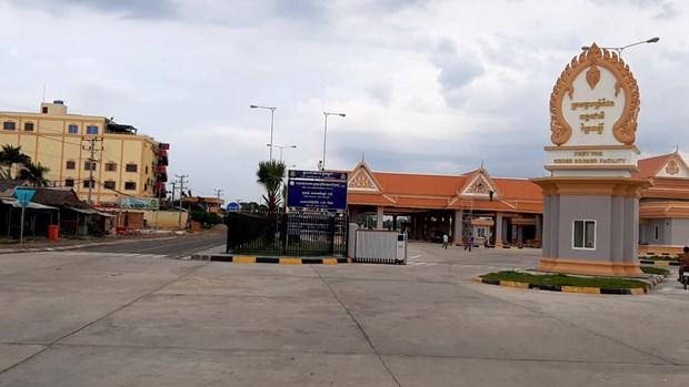 Campuchia chuan bi mo mot cua khau bien gioi moi voi Viet Nam hinh anh 1