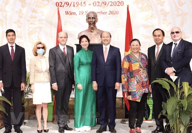 Phong Thuong mai Lien bang Ao an tuong ve su phat trien cua Viet Nam hinh anh 1