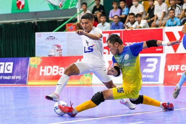 Thai Son Nam xung vuong lan thu 10 tai giai vo dich quoc gia Futsal hinh anh 2