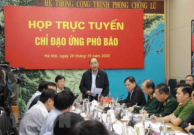 Thu tuong yeu cau dam bao an toan cho nguoi dan truoc bao so 9 hinh anh 1