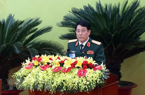 Dai hoi Dang bo Ninh Thuan: Phan dau tro thanh tinh phat trien kha hinh anh 2