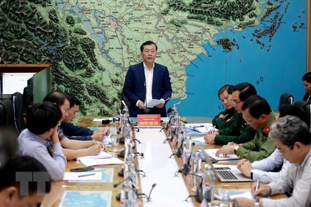 Thanh lap Ban Chi dao tien phuong de ung pho voi bao so 9 hinh anh 3