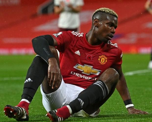 Pogba mac sai lam, MU that thu truoc Arsenal ngay tai Old Trafford hinh anh 1